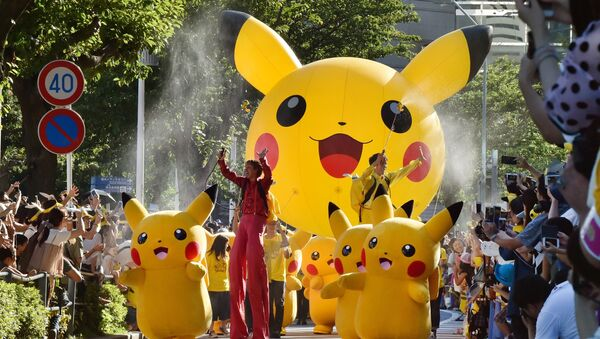 Un 500 M USD, la recette du succès de Pokémon Go - Sputnik France