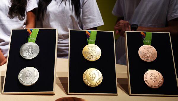 médailles olympiques - Sputnik France