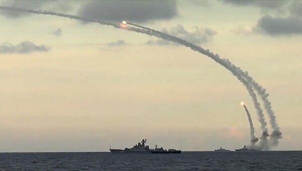 des missiles de croisière Kalibr-NK - Sputnik France