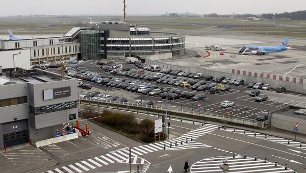 L'aéroport Zaventem de Bruxelles - Sputnik France