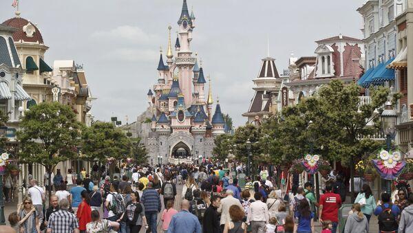 Disneyland Paris - Sputnik France