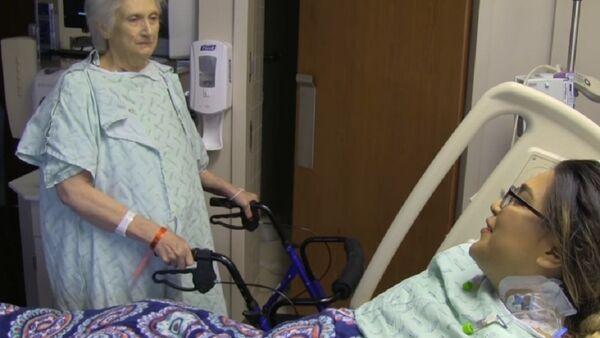 Une sexagénaire de Dallas (Texas) qui avait passé sept mois à attendre une greffe de foie, y a renoncé afin de sauver la vie d'une femme de 23 ans. - Sputnik France