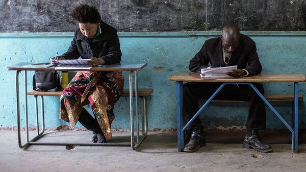 Les élections générales en Zambie - Sputnik France