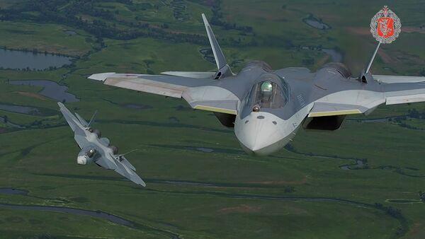 Le ministère russe de la Défense présente le matériel militaire russe moderne - Sputnik France