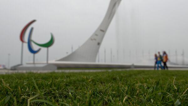 Logo des Jeux paralympiques à Sotchi - Sputnik France