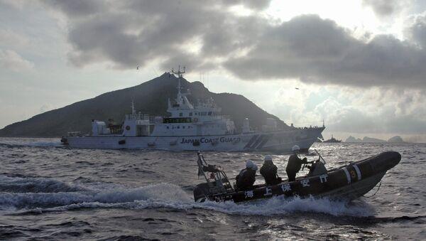 La Chine accuse le Japon de se préparer à la guerre - Sputnik France