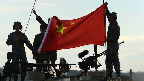 Des clichés spectaculaires d'un «assassin» de chars chinois publiés (image d'illustration) - Sputnik France