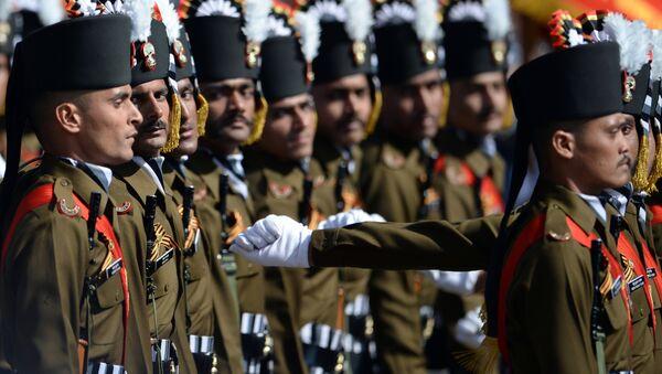 L'Inde dispose d'une armée très expérimentée - Sputnik France