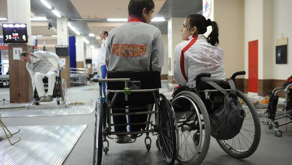 Les médias russes lancent un projet en faveur des sportifs paralympiques - Sputnik France