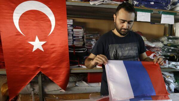 Russie-Turquie - Sputnik France