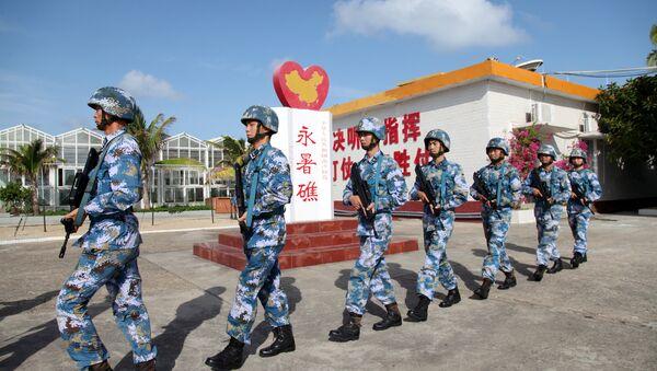 Les militaires chinois - Sputnik France