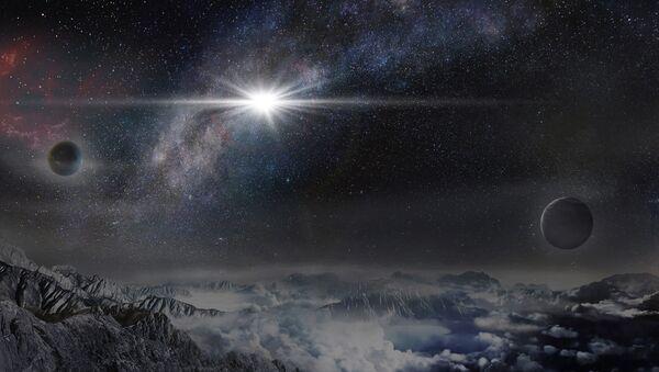 Une supernova - Sputnik France