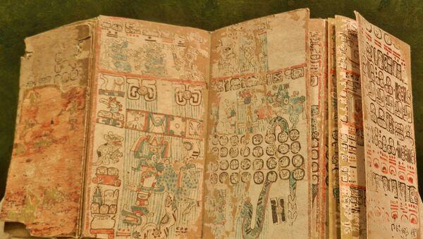 Los Codices Mayas - Sputnik France