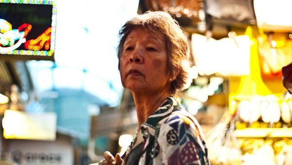 une femme chinoise - Sputnik France