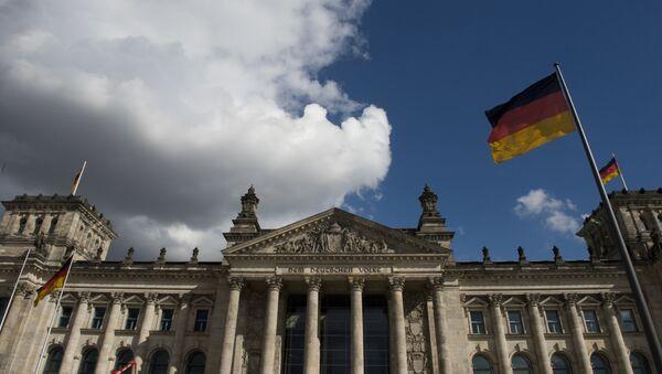 Le Bundestag allemand - Sputnik France