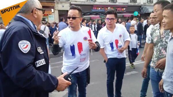 Exigeant plus de protection, des Chinois de France victimes de nouvelles agressions - Sputnik France