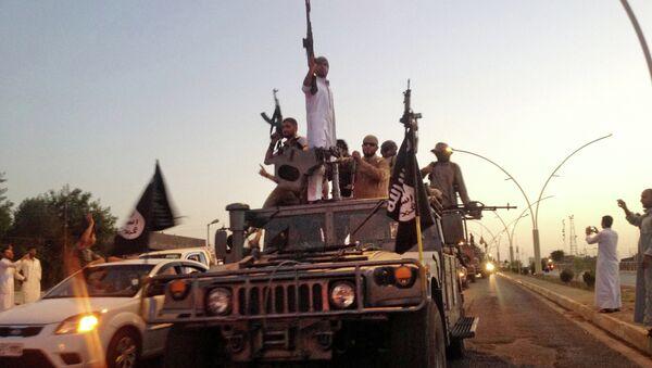 Terroristes de Daech à Mossoul - Sputnik France