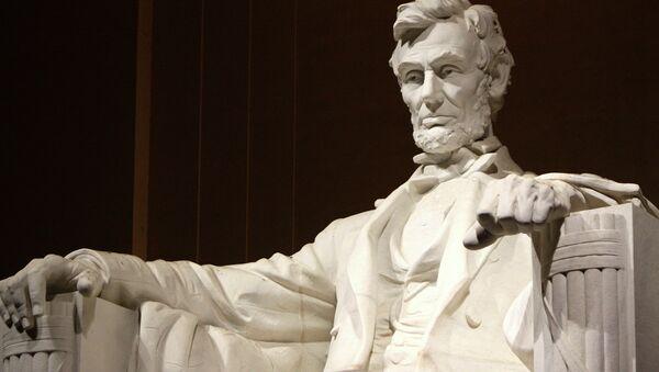Un petit selfie avec Abraham Lincoln, ça vous dit? - Sputnik France