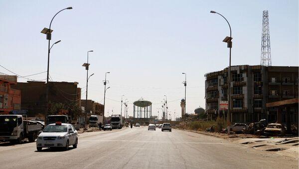 La ville irakienne de Ramadi - Sputnik France