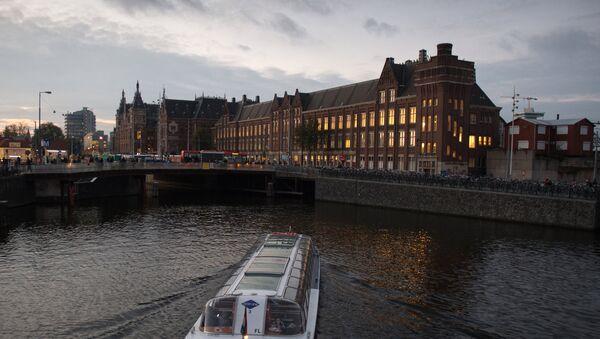 World cities. Amsterdam - Sputnik France