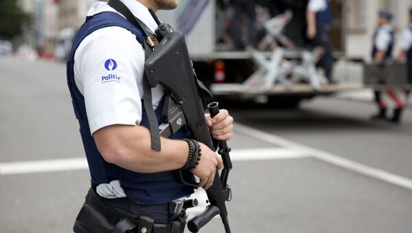 Belgischer Polizist - Sputnik France