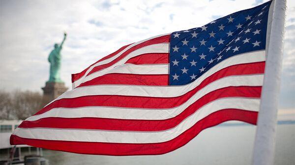 Le drapeau américain - Sputnik France