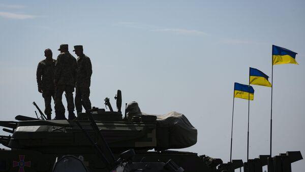 Вооруженным силам Украины передана 141 единица военной техники - Sputnik France