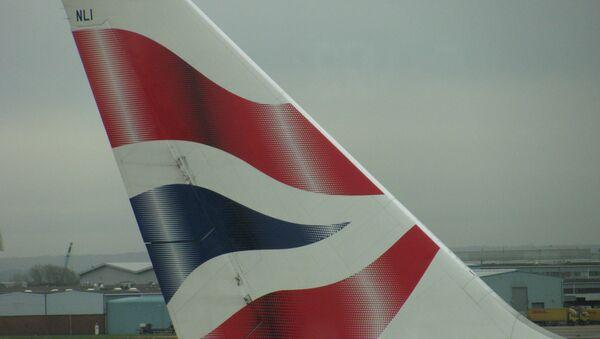 Un Boeing 747 de British Airways à l'aéroport de Heathrow - Sputnik France