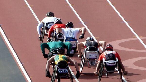 Jeux paralympiques d'été (archives) - Sputnik France