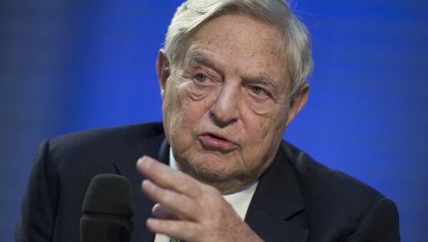George Soros - Sputnik France
