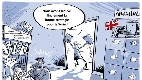 Afghanistan/Syrie: des parallèles dévoilés dans des documents secrets britanniques - Sputnik France