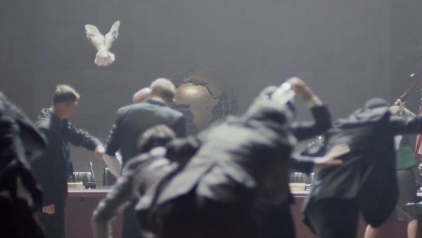 Une battle de rap à l'Onu? - Sputnik France