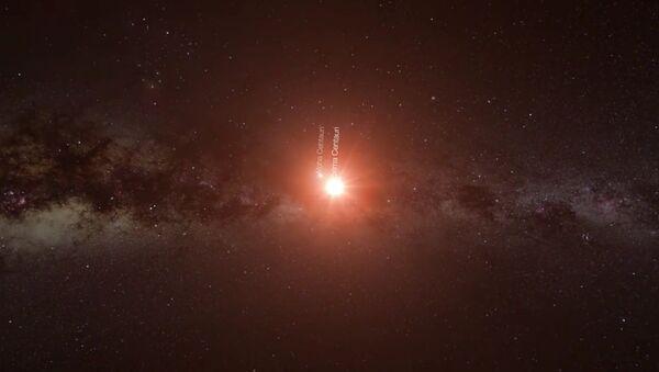 Alfa Centauri Proxima Centauri - Sputnik France
