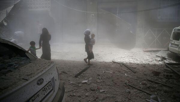 Ghouta - Sputnik France