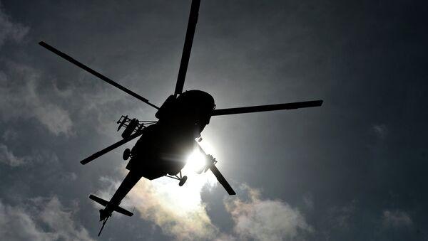 Un hélicoptère Mi-8 - Sputnik France