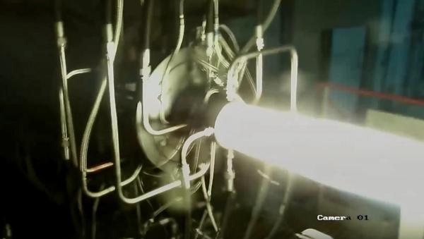 La Russie teste un moteur de fusée à ondes de détonation - Sputnik France
