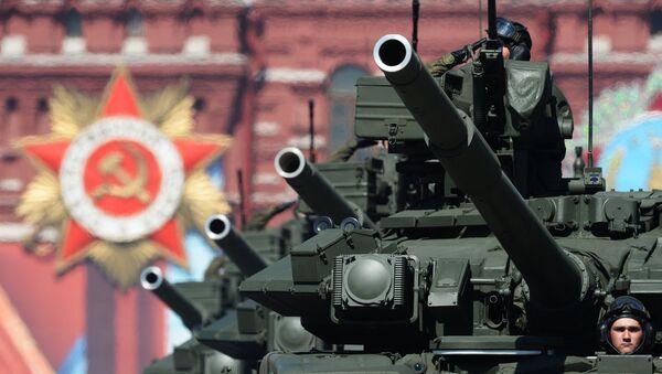 T-90A - Sputnik France