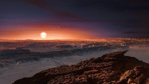 La planète orbitant Proxima Centauri - Sputnik France