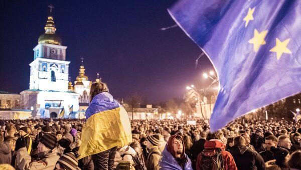 В Киеве продолжаются народные волнения - Sputnik France