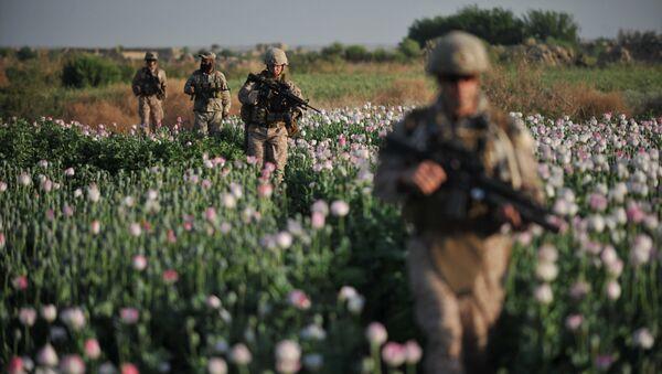 Militaires US en Afghanistan - Sputnik France