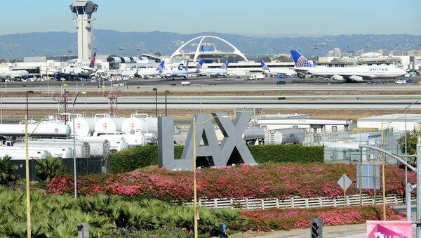 L'aéroport de Los Angeles - Sputnik France
