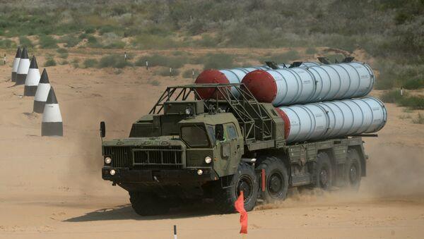 Missiles sol-air S-300 russes - Sputnik France