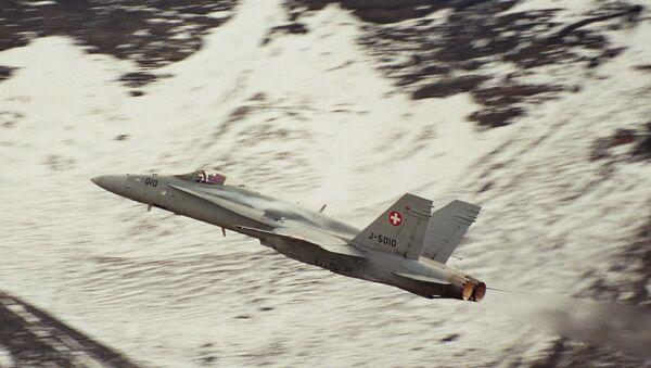 F/A-18 C - Sputnik France