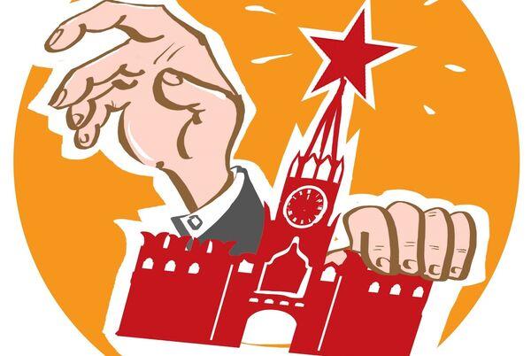 La Main du Kremlin - Sputnik France
