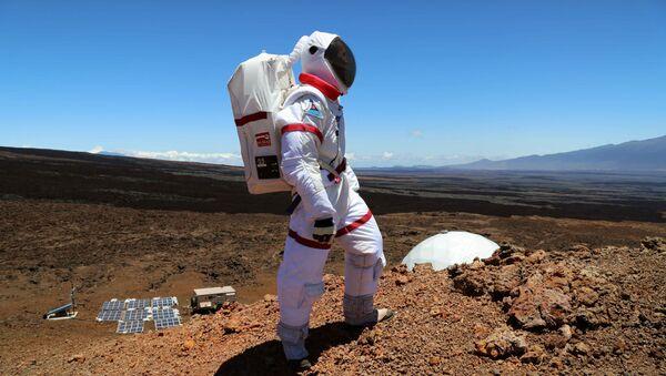 La base martienne à Mauna Loa, à Hawaï - Sputnik France