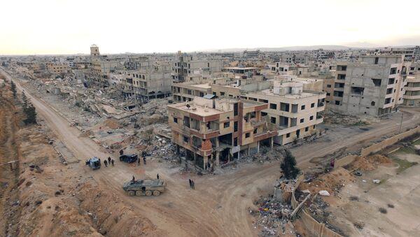 Daraya, banlieue de Damas - Sputnik France