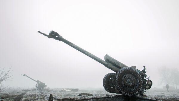 Un canon d'artillerie - Sputnik France