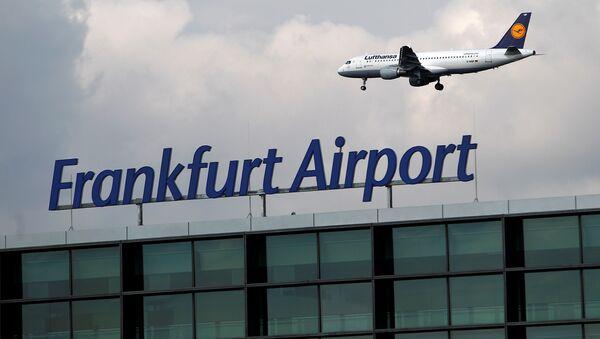 Aéroport de Frankfort - Sputnik France