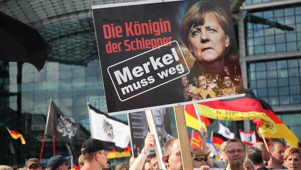 Un 4e mandat de Merkel, pourrait-il devenir réel? - Sputnik France