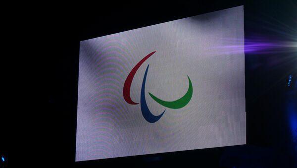 Drapeau des Jeux paralympiques - Sputnik France